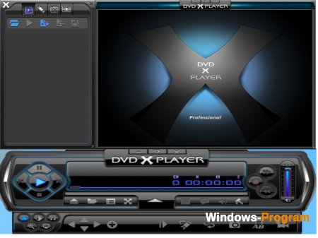 DVD X Player Professional 5.5.3.9 + торрент