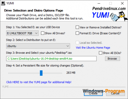 YUMI (Your Universal Multiboot Installer) 2.0.4.9