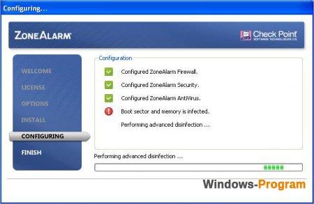 Скачать ZoneAlarm Pro Firewall 2012 10.0.250.000 + serial key + торрент
