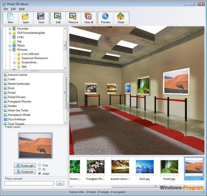 Скачать бесплатный программа 3d album скачать бесплатно программу ландшафтный дизайнер