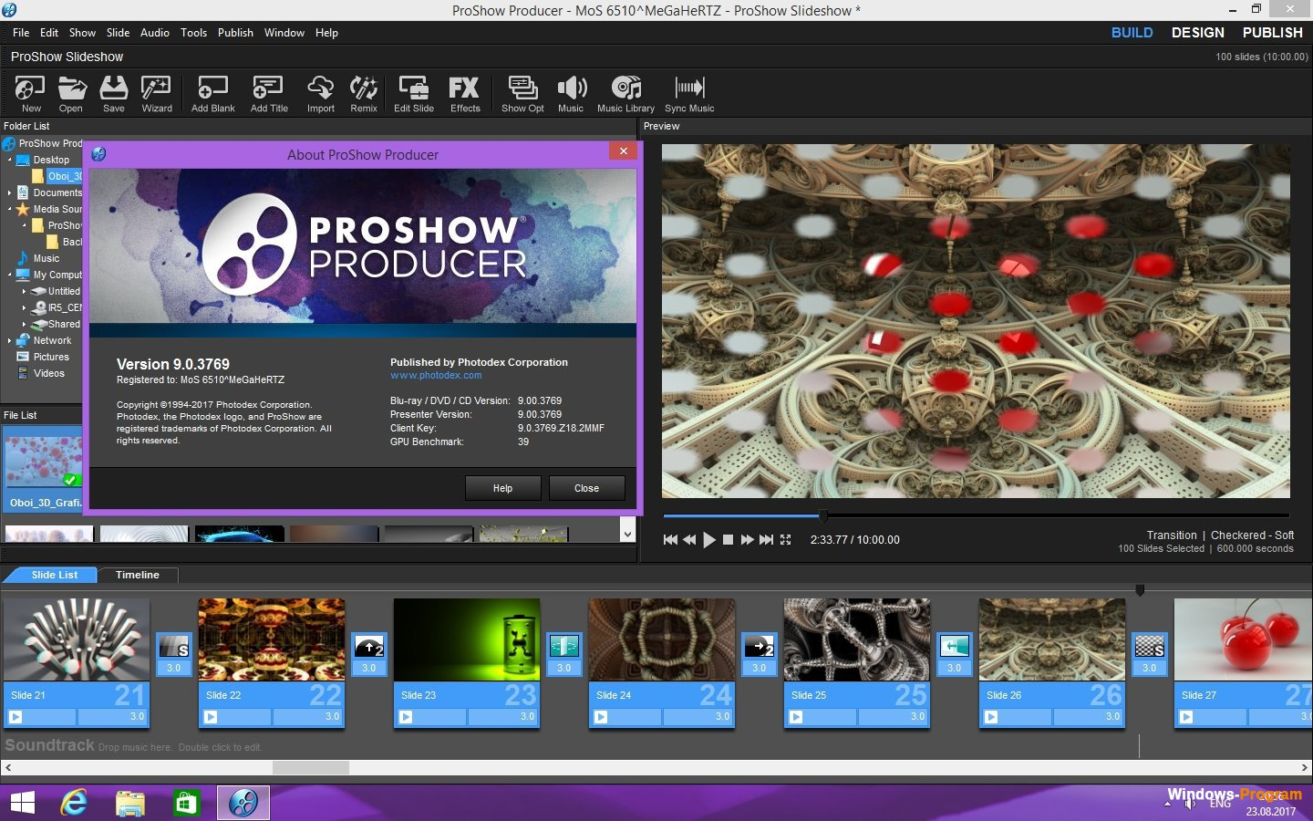 Скачать торрент photodex proshow producer 9. 0. 3793 repack.