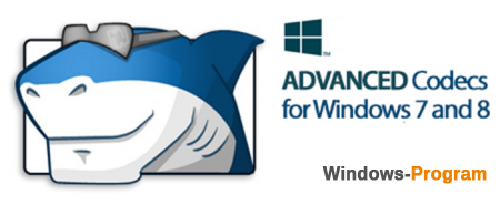 ADVANCED Codecs for Windows 7, 8, 10 7.9.7