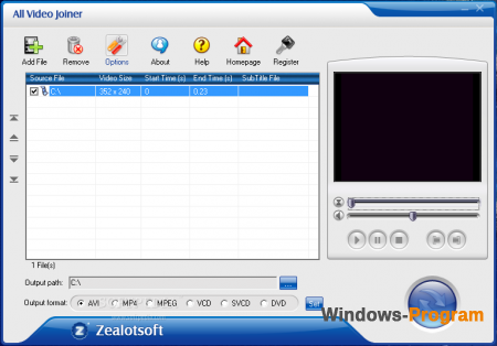 All Video Splitter 4.4.0