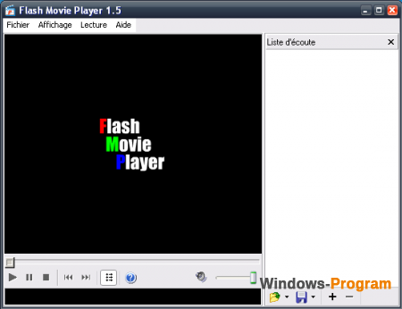 Flash Movie Player 1.5
