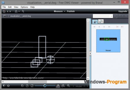 Free DWG Viewer 16.2.0.172