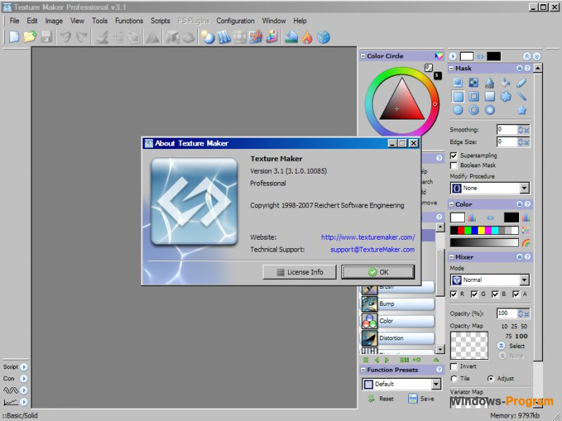 Texture Maker Professional 3.1.0.10085 + Crack + торрент