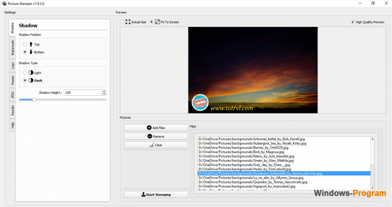 Picture Stamper 2.8.0